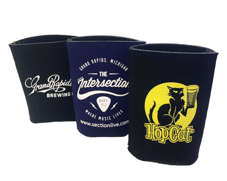 custom beer and brewery misc merch for craft breweries - Can Coolies