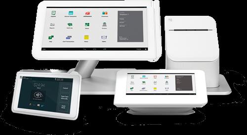 Clover Integrated First Data POS Merchants - Merchant Services
