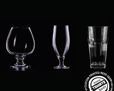 custom beer and brewery products for craft breweries - Glassware & Growlers