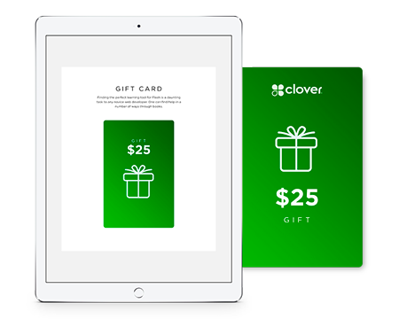 Gift Cards Processing