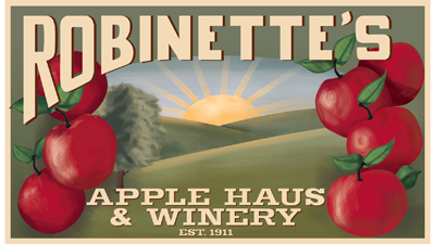 Robinette's Apple Haus & Winery-TSHIRTS.beer friends