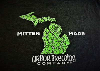 Arbor Brewing Co. Tee