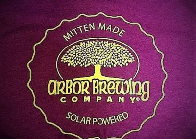 Arbor Brewing Co. Tees