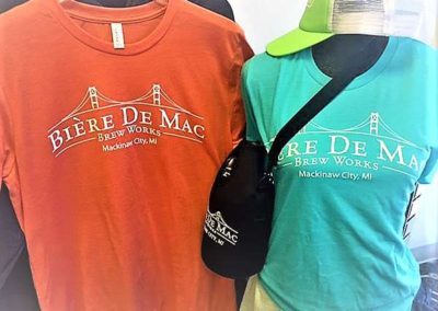 Biere De Mac Spring Tees & Growler Coolie
