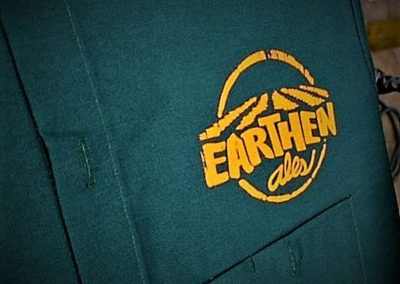 Earthen Ales Brewer Shirt - Front