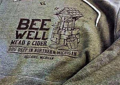 Bee Well Hood