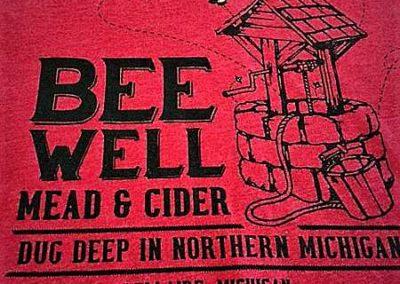 Bee Well Tee