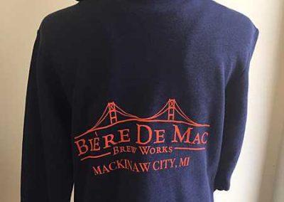 Biere De Mac Hoodie 2