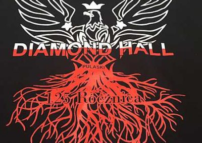 Diamond Hall Roots Tee
