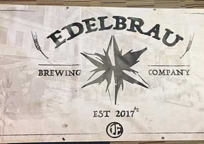 Edelbrau Banner