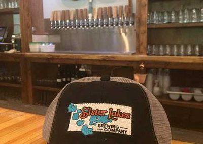 Sister Lakes Hat