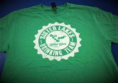 Sister Lakes Tee 2