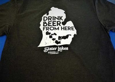 Sister Lakes Tee