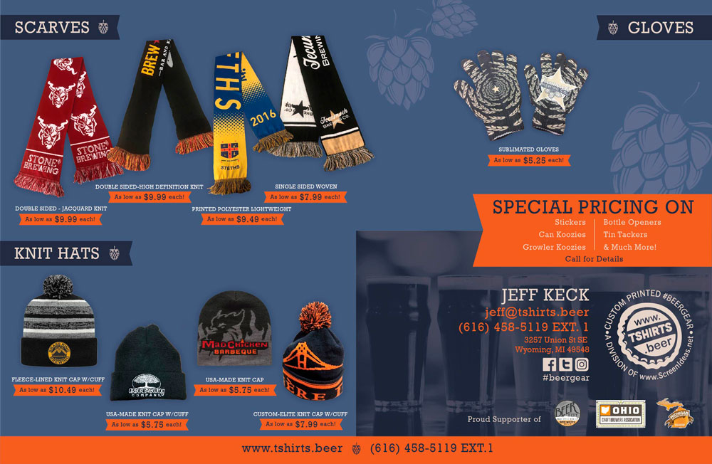 TSHIRTS.beer PRODUCTS ON SALE -  Tshirts Beer-Winter Flyer-p2
